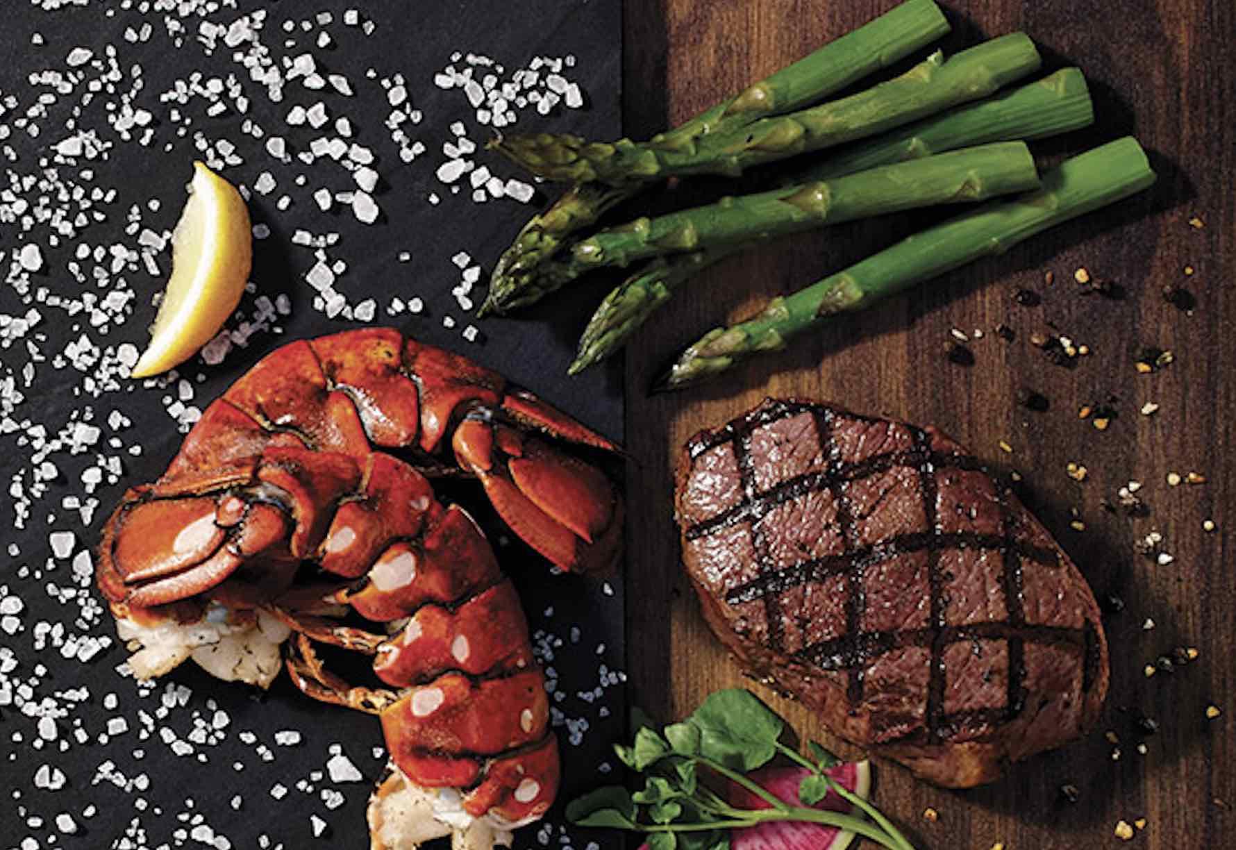 Baton Rouge Steakhouse and Bar top Oakville restaurants